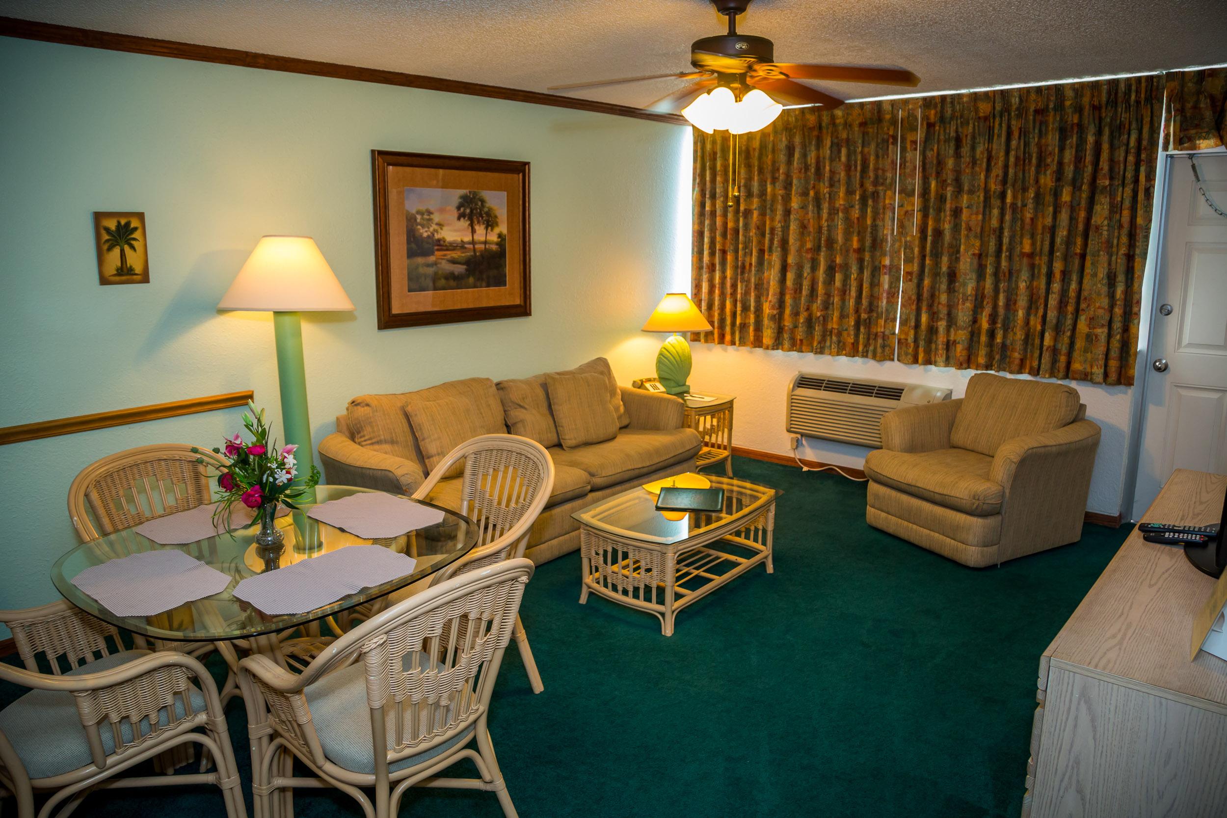 One Bedroom Off Ocean Suite Ocean Landing Resort And