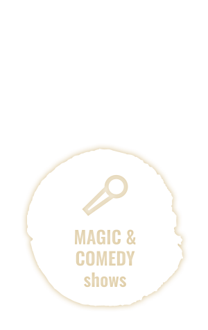 Magic and Comedy Shows